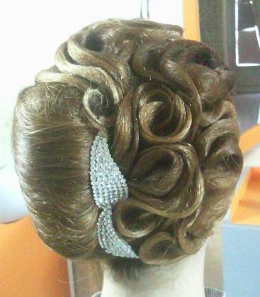 موی بسته زنانه